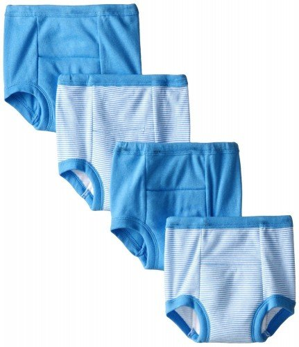Gerber Little Boys 4 Pack Training Pants