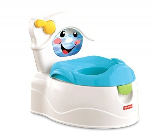 Fisher-Price Potty Training Learn-to-Flush