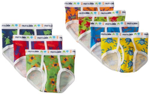 Fruit of the Loom 7 Pack Training Brief